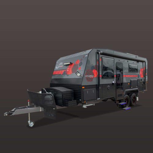 Caravan and RV Decals