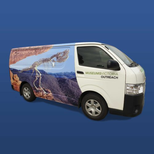 Commercial Wraps & Signs